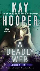 A-Deadly-Web-A-Bishop-Files-Novel-by-Kay-Hooper