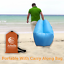 thumbnail 42 - Inflatable Air Lounge Air Sofa Portable With Removable Sun Shade - Waterproof