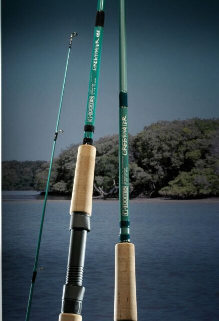 G LOOMIS GREENWATER SPINNING ROD GWMR783S  BRAND NEW