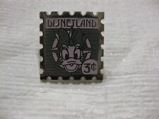 Disney Pin Hidden Mickey Collection Daisy 3 Cent Stamp Resort Hotel 2008  pin923