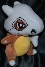 "7"" Cubone # 104 Pokemon Plush Dolls Toys Stuffed Animals Character CE Version"