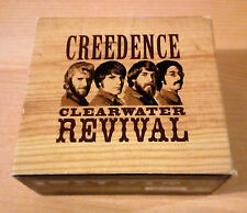 CREEDENCE CLEARWATER REVIVAL ‎–  Box Set   6 × CD, Compilation -  2001 GERMANY
