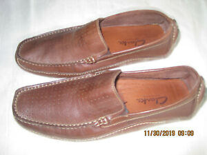 Clarks England Mens Size 10 Driving