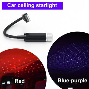 Mini Led Car Roof Star Night Light Interior Ceiling