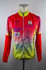 Biemme vintage Radjacke cycling jersey jacket Rad Trikot Gr. M MTB
