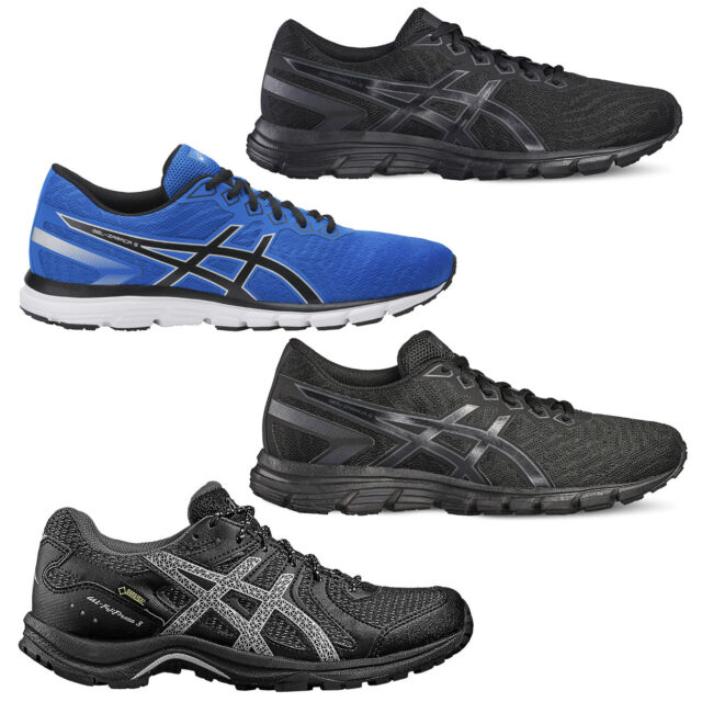 Asics Herren Damen Jogging Walking Laufschuhe Gel Zaraca 5 FujiFreeze Gore Tex