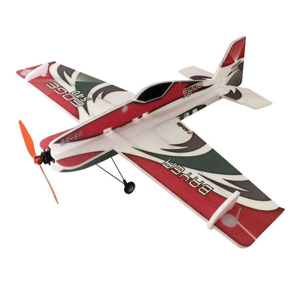 Bayer Model Edge 540 800mm Wingspan EPP 3D Aerobatic RC Airplane KIT With Landin