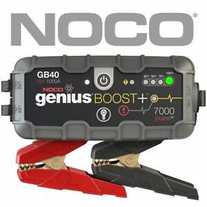NOCO-GB40-Genius-Boost-Plus-1000-Amp-12V-UltraSafe-Lithium-Jump-Starter