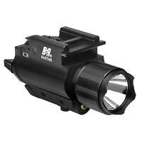 Ncstar Tactical Green Laser Flashlight Fits Ruger Sr9 Sr40 Sr45 P95 P345 Pistol