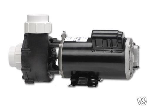 """2spd 230v 2/"""" 60HZ 1.5hp 48Fr Aqua-Flo 06115517-2040 Flo-Master XP2"""
