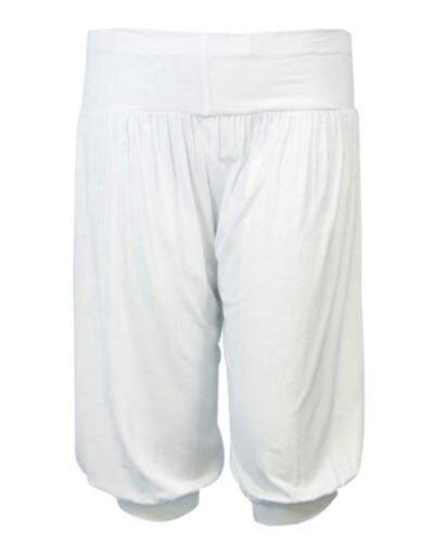 NUOVO Donna Taglie Forti Corto Hareem Pantaloni Corti Harem Pants 12-26