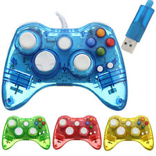 LED light  Wired Controller Remote for Xbox 360 and pc  OEM controller