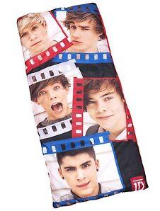 One Direction Schlafsack Hero 150x65 cm Outdoor Schlaf Sack neu