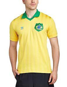Brazil Brazuca F77291 T Retro Adidas Shirt Herren Football Originals awx64Zzt