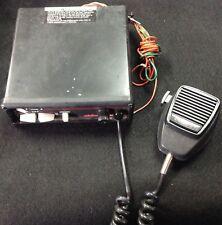 item 6 galls street thunder amplifier slimline ii code 3 inc police siren - galls street thunder amplifier slimline ii code 3 inc police siren