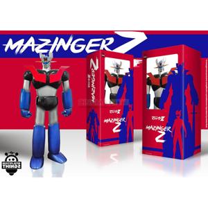 Robot Mazinga Mazinger Z Weathering Färg Version JUMBO Vinyl Figur 55 cm hlpro