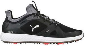 Puma-Ignite-Pwradapt-Golf-Shoes-Mens-2018-Puma-Black-Pick-Size