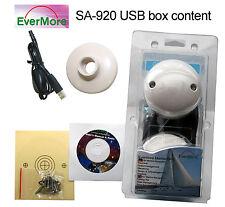 USB Ricevitore GPS Evermore SA-920 Sirf 4 Antenna Navigazione Nautica 48 Canali