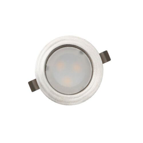 LED Einbaustrahler 10 Stück Led Bodeneinbauleuchten Terrassen Beleuchtung IP67