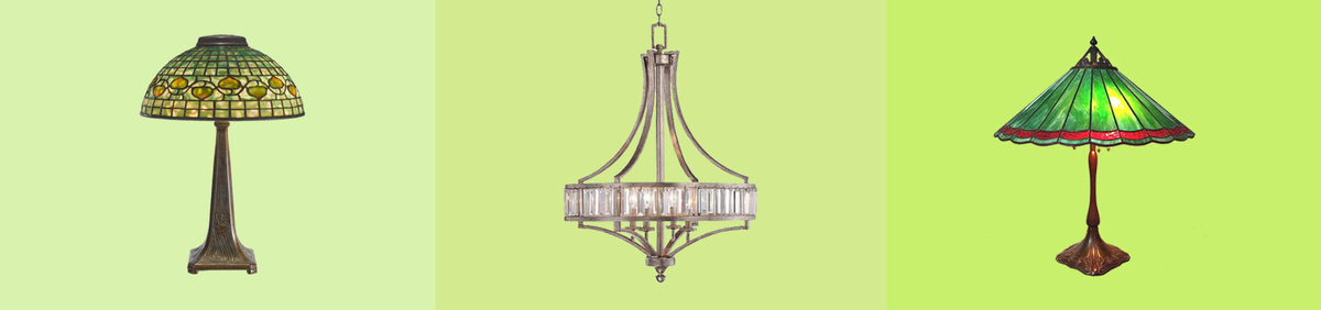 Shop Event Antique Lamp & Chandelier Auction Curated pieces for a limited time.