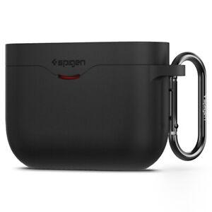 Sony-WF-1000XM3-Case-Spigen-Silicone-Fit-Black-Slim-Cover