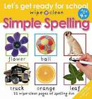 Simple Spelling by Roger Priddy (Spiral bound, 2009)