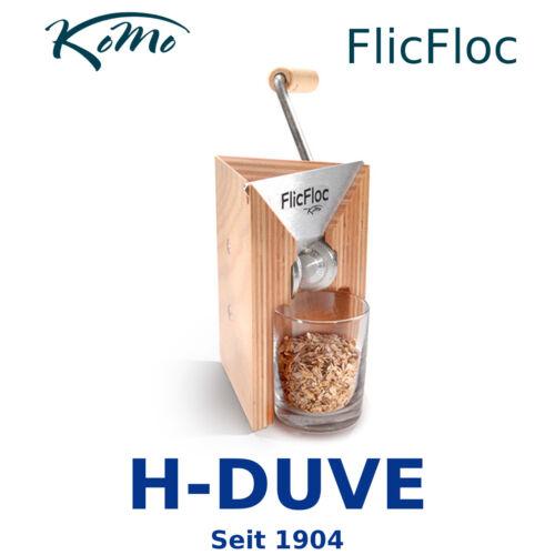 Komo getreideflocker flicfloc Hand-flockenquetsche con vetro
