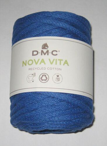 250 g DMC Nova Vita recyclinggarn fil macramé fasses du crochet tricot 1732 100g//3, 40 €