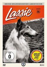 DVD Lassie 5 (Der Drachen Die Rauchzeichen Der kleine Millionär Das Lotterielos)
