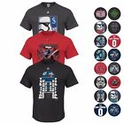 MLB x Star Wars Team Character Graphic T-Shirt Collection by MAJESTIC - Men's