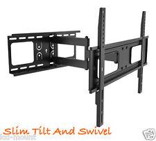 """LCD LED TV WALL MOUNT BRACKET SWIVEL TILT 37"""" to 55"""""""