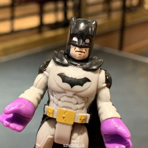 Fisher-Price Imaginext DC Super Friends series Batman zero year comics Figure