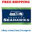 Deluxe-Seattle-Seahawks-Team-Logo-Flag-Banner-3x5-ft-NFL-Football-2019-NEW thumbnail 1