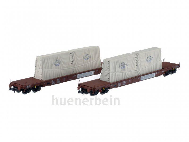 MW Modello n-ch-415b SBB glastransportwg smms Marrone St. Gobain ep5 LIM Spur N nuovo