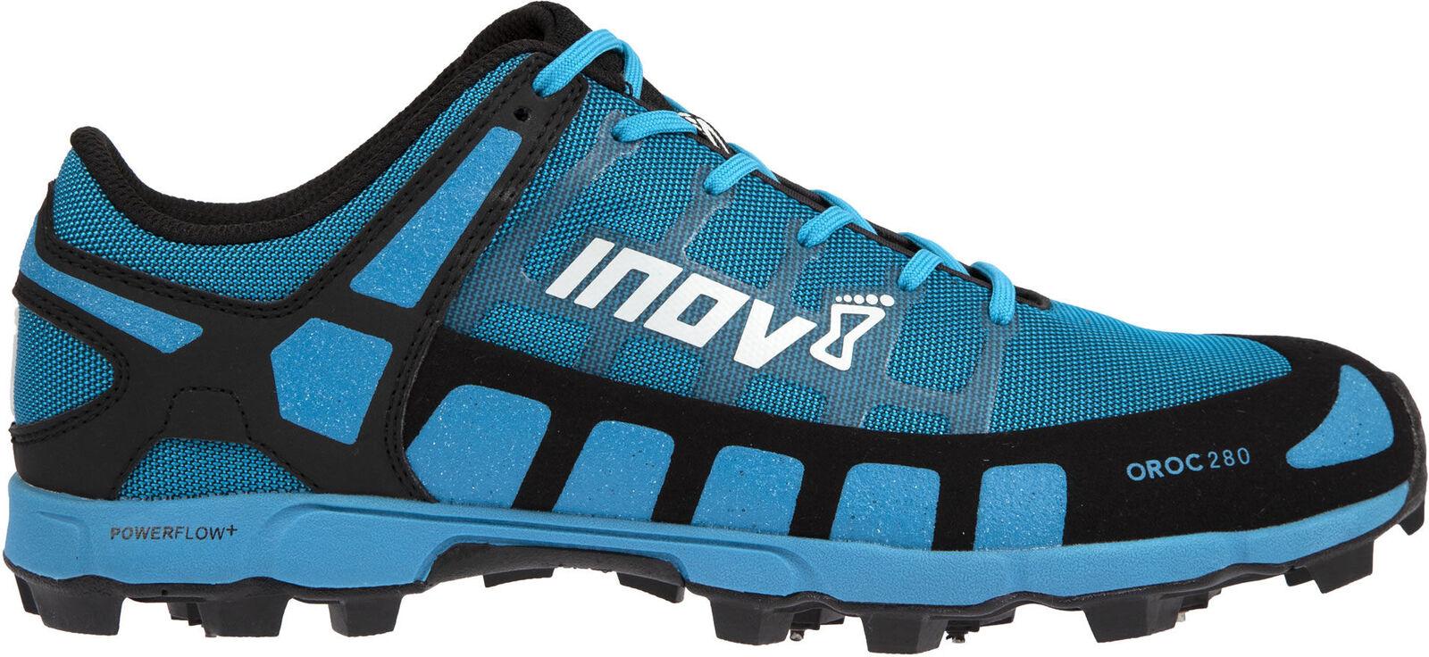 Inov8 goudc 280 V3 mannens Trail hardlopen schoenen --blauw