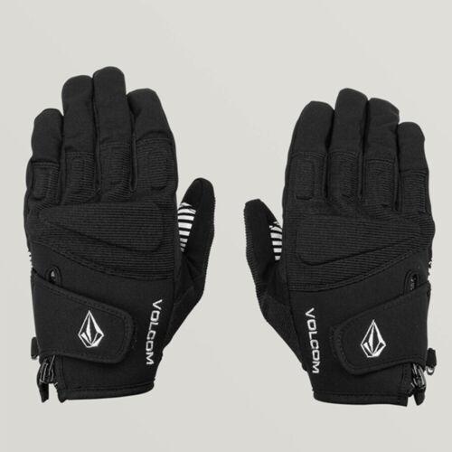 und Snowboard Winter Fingerhandschuhe schwarz Volcom Crail Glove Ski