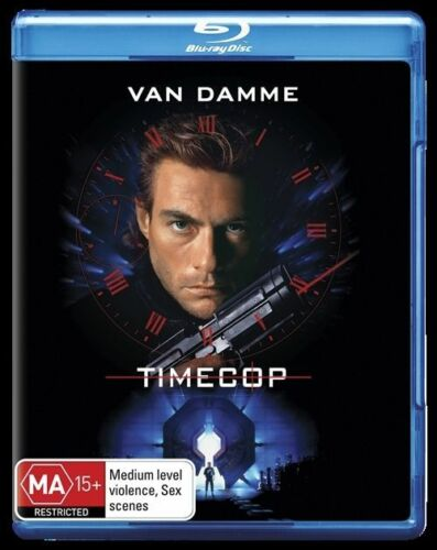 1 of 1 - Timecop (Blu-ray, 2016) New, ExRetail Stock (D144)