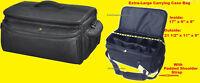 Extra Large Size Carrying Case Bag Sony Hvr-a1n 1080i Hd1000u Z1u Camcorder