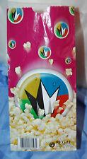 Regal Theater Coke Popcorn Bags 64 Oz 100 Count New S4270