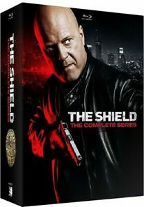 The-Shield-The-Complete-Series-18-Disc-BLU-RAY-NEW