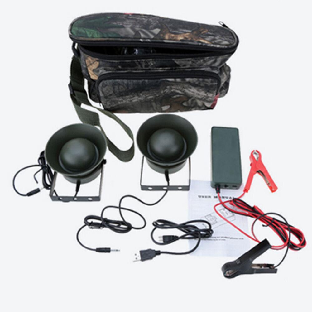 Caza del desierto Pájaro Llamador  extra 50W reproductor Mp3 Altavoz 150dB más fuerte sello CP-598  alta calidad