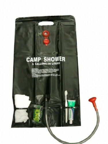 Camping//caravanes//Chien Lavage C//W poches SunnCamp platine 20 L douche solaire