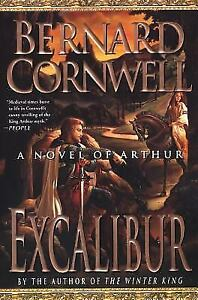 Excalibur-The-Warlord-Chronicles-Cornwell-Bernard-0312206488-Book-Good