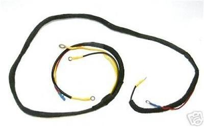 6 volt generator schematic ford 9n 2n tractor 6v 6 volt generator wiring harness 2n14401 ebay  ford 9n 2n tractor 6v 6 volt generator
