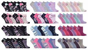 Jennifer-Anderton-6-paires-femme-coton-invisibles-basses-courtes-chaussettes