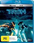 Tron - Legacy (Blu-ray, 2011, 2-Disc Set)