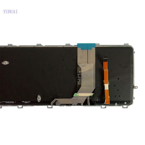 NEW FOR HP Envy 15-J000 15T-J100 15Z-J100 17T-J000 17T-J100 Keyboard US Backlit