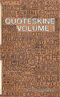 Quoteskine: v. 1 by Lee Crutchley (Hardback, 2011)