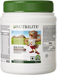 Amway-Nutrilite-Kids-Drink-Chocolate-Flavour-For-Nutritious-Protein-500-Gm