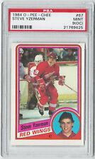 1984 Steve Yzerman O-Pee-Chee OPC #67 PSA Mint 9(OC) Hockey Card - Rookie